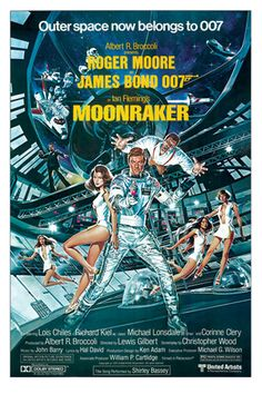 James Bond-Moonraker