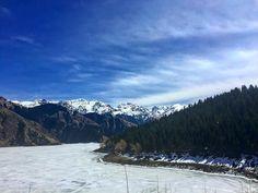 Frozen Lake Tianchi Xinjiang China  #chinatravel #chinapic #china #frozenlake #laketianchi #travel #travelpic #travelmemory #travelphotography #iphone6photo #iphotonography #iphonphotography #iphone6photography #ilovetravelphotography by eplusd Love #iPhone6 Photography follow http://ift.tt/1SfZBFk #iPhone 6 #Photography/ #photographer #photo #photos #picture #pictures #camera #only