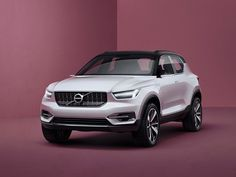 S40 sedan, X40 crossover will join the Volvo lineup