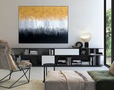 Oversized Paintings Abstract Canvas Art Painting On Canvas image 7