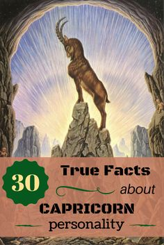 30 True Facts About Capricorn Personality