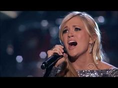 Carrie Underwood - How great thou art (feat. Vince Gill) 2011 ACM Girls Night Out - YouTube Gaither Gospel, Vince Gill, Christian Music Videos, Country Concerts, Guitar Solo, Carrie Underwood, Girls Night Out, Music Songs, Carry On