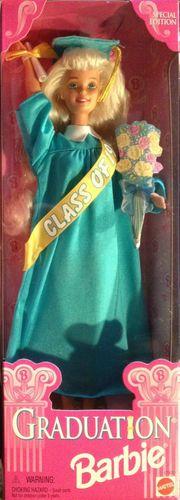 Graduation #Barbie - Class of 1998 NRFB
