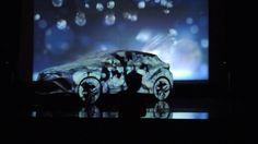 Toyota CH-R prezentacja / mapping