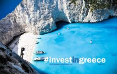 Zakynthos - have you ever been? This is magic! Greece is glorious. The culture, the beauty, the people, the history... Greece. #InvestInGreece #Ellada  www.GreekPropertyExchange.com