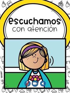 NORMAS PARA NUESTRA CLASE VIRTUAL – Imagenes Educativas Bilingual Education, Education English, Kids Education, Dual Language Classroom, Classroom Rules, Middle School Spanish, Spanish Class, Transitional Kindergarten, School Images