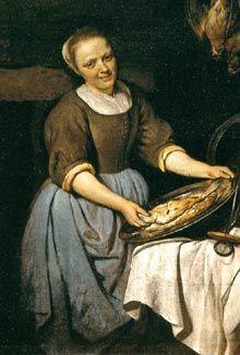 Click to explore 17th Century Recipes!