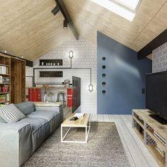 un appartement familial 15
