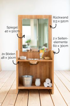 Hottest Snapshots DIY: Montessori Vanity (or: . You are in the right place about Montessori Materi Ikea Montessori, Montessori Toddler, Montessori Materials, Materials Science, Baby Bathroom, Bathroom Crafts, Montessori Practical Life, Parents Room, Wash Stand