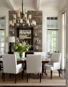 Candice olson desing on pinterest paisley wallpaper for Very small dining room ideas