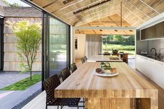 Underhill Residence by Bates Masi Architects   Photo by Michael Moran