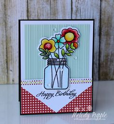 Paper Smooches Happy Birthday