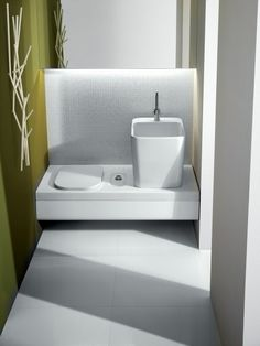 G-full Toilet And Bidet Combination By Hatria Http://www.hatria ... Toilette Und Bidet Design Hatria