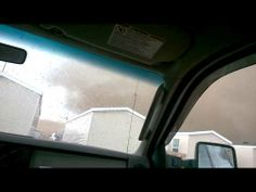 Amazing Footage of North Dakota Tornado. Some language not appropriate for small ones. WP 20140526 001