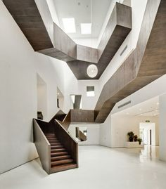 Design Collective in Shanghai, China designed by Neri & Hu Design and Research Office