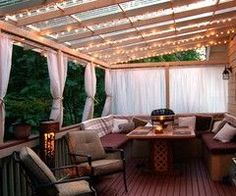 Love this, might do this to my new deck this summer