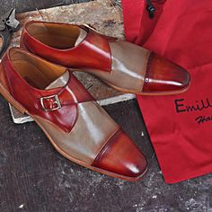 Emillo Santo is the largest #handmadeshoes manufacture company in Turkey over three decades. We use high-quality leather for handmade #classicshoes & accessories. Visit us at: www.emillosanto.com Email: websale@emillosanto.com FREE WORLDWIDE SHIPPING