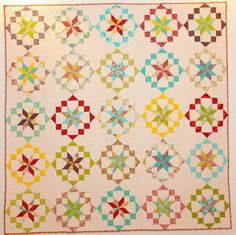 #Quiltspiration - beautiful quilt by Janette Chilver #FestivalofQuilts2015