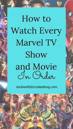 How to watch every Marvel TV show and movie in order. All of the Marvel movies in order. Marvel movies in chronological order. How to watch every Marvel TV show and movie in order. All of the Marvel movies in order. Marvel movies in chronological order. Marvel Films In Order, Marvel Watch Order, Avengers Movies In Order, Marvel Movies List, Marvel Avengers Movies, Dc Movies, Marvel Marvel, Marvel Cinematic Universe Timeline, Movie Blog