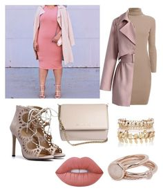 """""""Delicate"""" by romina-francisca on Polyvore featuring Rumour London, Lola Rose, River Island, Givenchy, Lime Crime and Chicwish"""