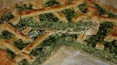 Crostata di ricotta e spinaci