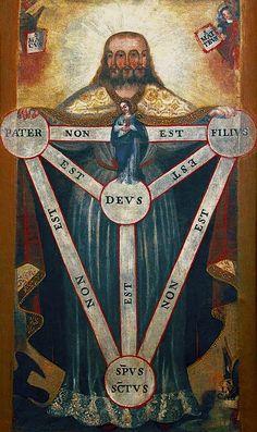 LECTIO DIVINA: Evangelio del Domingo de la Santísima Trinidad, ciclo C, 26 de mayo de 2013  Jn 16, 12-15  «En el nombre del Padre  y del Hijo  y del Espíritu Santo»