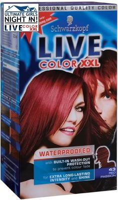 Fish Tank Fashion  Dyed Red Hair Care Guide - Tips   Tricks. Red hair 120bd06828