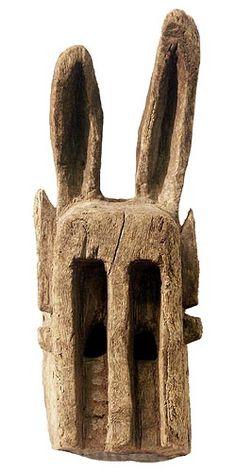 Dogon Mask 65, Mali African Masks, African Art, Art Premier, Art Carved, Animal Masks, Masks Art, African Animals, Aboriginal Art, Native Art