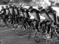 The 2013 Team at team camp in Portugal/wish i could run away on a bike