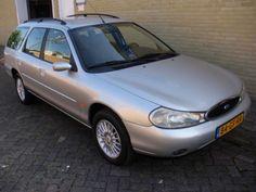 Ford Mondeo Wagon - 1.8i Ghia Airco/Ecc/Leder/Lm-velgen/Trekhaak