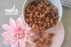 Badem Şekeri Almond, Food, Almond Joy, Meals, Almonds, Yemek, Eten