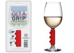 Hot or Not? Get a Grip Wine Glass Holders