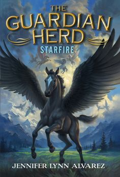 A complete listing of the Guardian Herd books in order of publication. A fantasy book series starring herds of pegasi