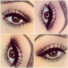 Awesome Blog! Lots of Looks for brown eyes