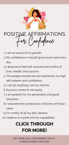 Do Affirmations Work? 25 Powerful Positive Affirmations for Confidence