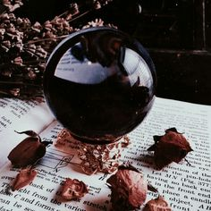 Look deep into the crystal ball. 🔮🔮 · · 📷: credit to photographer, tag if known · · · · · Wiccan, Witchcraft, Yule Wicca, Sombra Lunar, Dark Fantasy, Yennefer Of Vengerberg, Witch Aesthetic, Aesthetic Dark, Modern Witch
