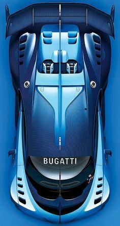 2016 Bugatti Vision Gran Turismo $2,600,000 by Levon