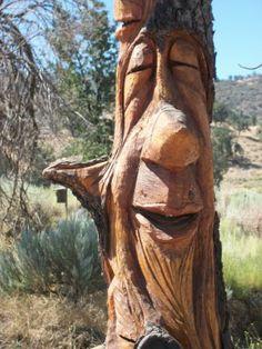 Teaching the Rising Generation Tehachapi tree art