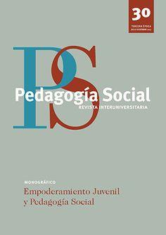 Empoderamiento Juvenil y Pedagogía Social. Social Issues, Socialism, Senior Boys, Psicologia, Journals
