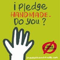 Took the pledge.