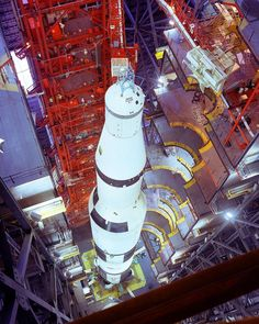 953 отметок «Нравится», 6 комментариев — Launch alert: Soyuz (@astro_ben) в Instagram: «The first Saturn V fills the Vehicle Assembly Building for which it was designed.  The AS-501…»