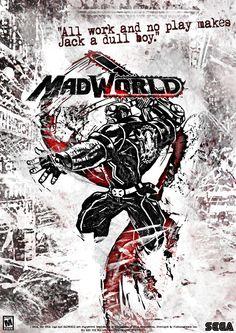 Madworld - Platinum Games, 2009