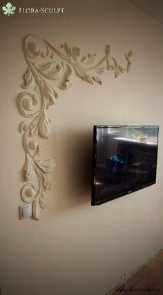 Фотографии Декор интерьера (барельеф, фрески, роспись)