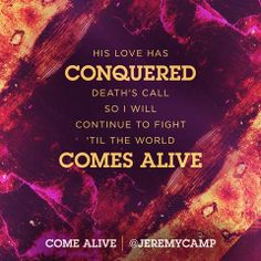 """""""Let's continue to share the Love of Jesus! Friend Of God, Jeremy Camp, Praise And Worship Music, Printable Bible Verses, Saved By Grace, Greatest Songs, God Jesus, Share The Love, Gods Love"""