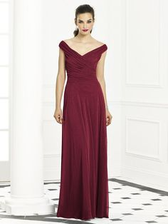 This style you can put a gold shimmer over the chiffon