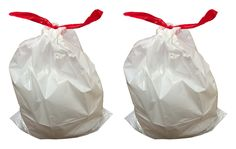 20 Replacement Garbage Bags for Simplehuman Trash Bins, 30-45L / 8-12 Gallon, Style-J