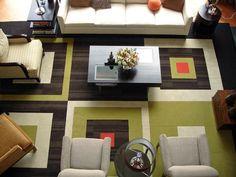 Consejos para decorar con alfombras
