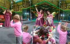 Fairy Mary visits Lollipops Forest Hill on Mondays. Read about it on the Melbourne Munchkin blog http://melbournemunchkin.com/2016/10/05/lollipops/