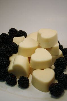 Mulberry Soy Wax Melts Soy Tarts by Blackberrythyme on Etsy, $7.50