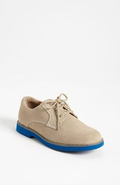 Florsheim Two Tone Oxford (Toddler, Little Kid & Big Kid) available at #Nordstrom